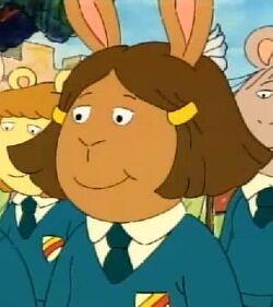 Francine lookalike