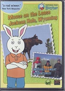 Moose on the Loose DVD