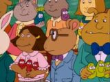 Arthur Rides the Bandwagon