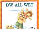 D.W. All Wet (book)