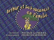 Arthur's Family Vacation French
