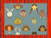 Arthur series13 theme tune characters 2