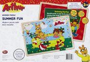 Arthur summer fun puzzle box