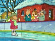 D.W. on Ice 128