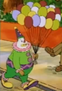 Pickles the Clown