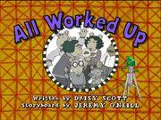 Allworkedup title card