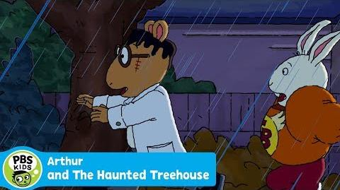 ARTHUR Watch Arthur and the Haunted Tree House on October 23! PBS KIDS