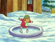 D.W. on Ice 295