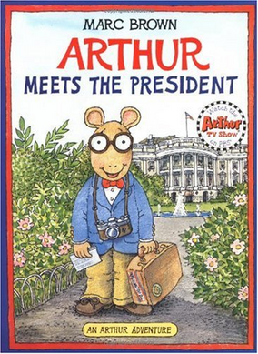 Arthur Meets the President