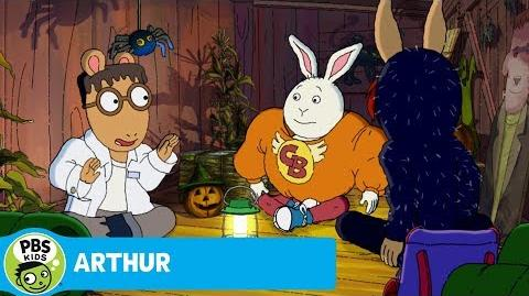 ARTHUR The Haunted Tree House? PBS KIDS