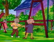 Arthur Rides the Bandwagon 36