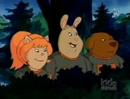 Arthur Goes to Camp 77