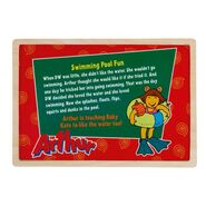 Arthur summer fun puzzle story