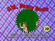 D.W. Bossy Boots 21