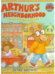 Arthur's Neighborhood Book