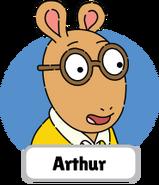 Francine's Tough Day Arthur head 1