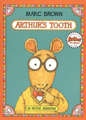 Arthur's Tooth Book Cover