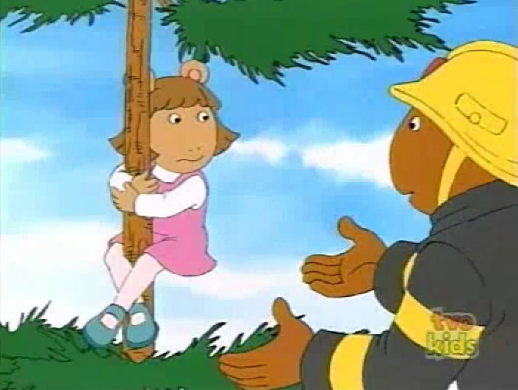 D W  Blows the Whistle   Arthur Wiki   FANDOM powered by Wikia