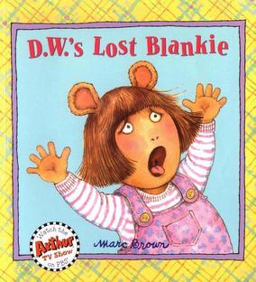 DW's Lost Blankie