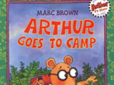 Arthur Goes to Camp (book)