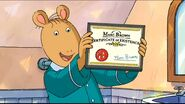 Marc Brown Certificate of Existence