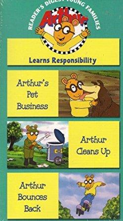 Arthur Learns Responsibility
