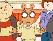 Arthur, World's Greatest Gleeper 57