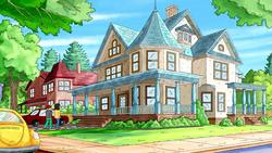 Vanderloos' house