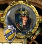 Portrait King Mark