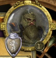 Portrait Sir Damas
