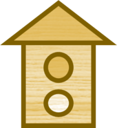 Birdhouse Body 2