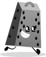 Cheese Grater 2