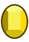 Off color Orthoclase Gemstone