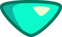 Turquoise peridot