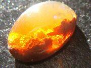 Fire Opal real