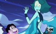 Steven meets turquoise