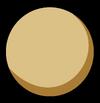 Bronzy gemstone