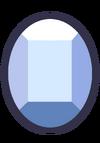 Blue Lace Orthoclase Gemstone