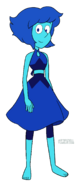 Crystal Gem Lapis