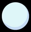 Powder blue Gemstone