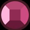 Rhodonite (Crystal Gem) Ruby Gemstone