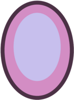 Rainbow Quartz Pearl Gemstone