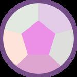 Rainbow Quartz Rose Gemstone