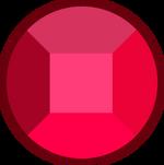 Garnet Ruby Gemstone