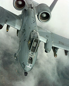 220px-A-10 Thunderbolt flight