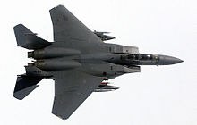 220px-USAF F-15D Top