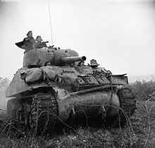220px-British Sherman tank Italy Dec 1943 IWM NA 9992