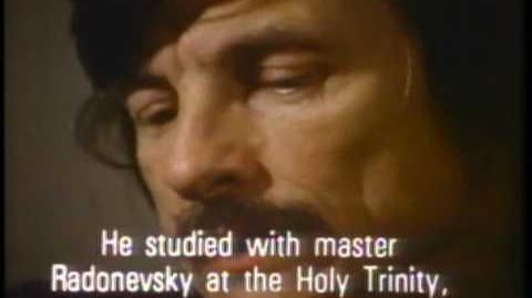 Tarkovski on Arts, Solitude and Life