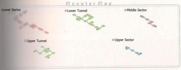 Silvaplate Monster Map