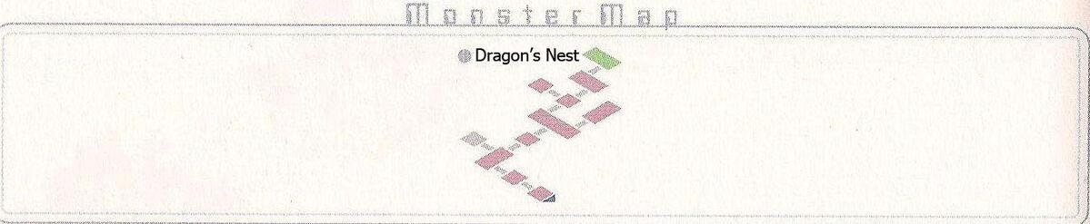 Dragon's Nest Monster Map